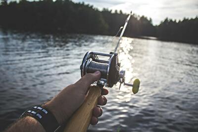 釣りリール