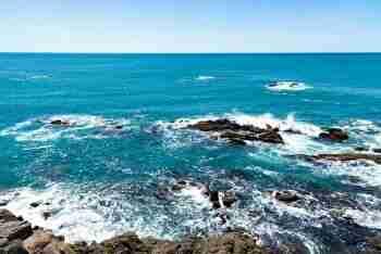 海岸、うみ